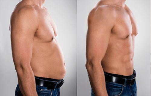 Cách giảm mỡ bụng nhanh nhất cho nam