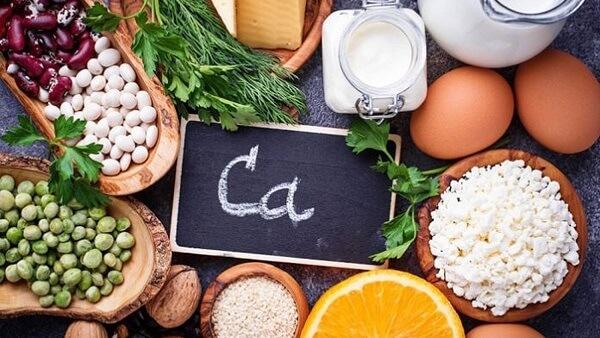 Lời Giải Chế độ dinh dưỡng bổ sung canxi hợp lý
