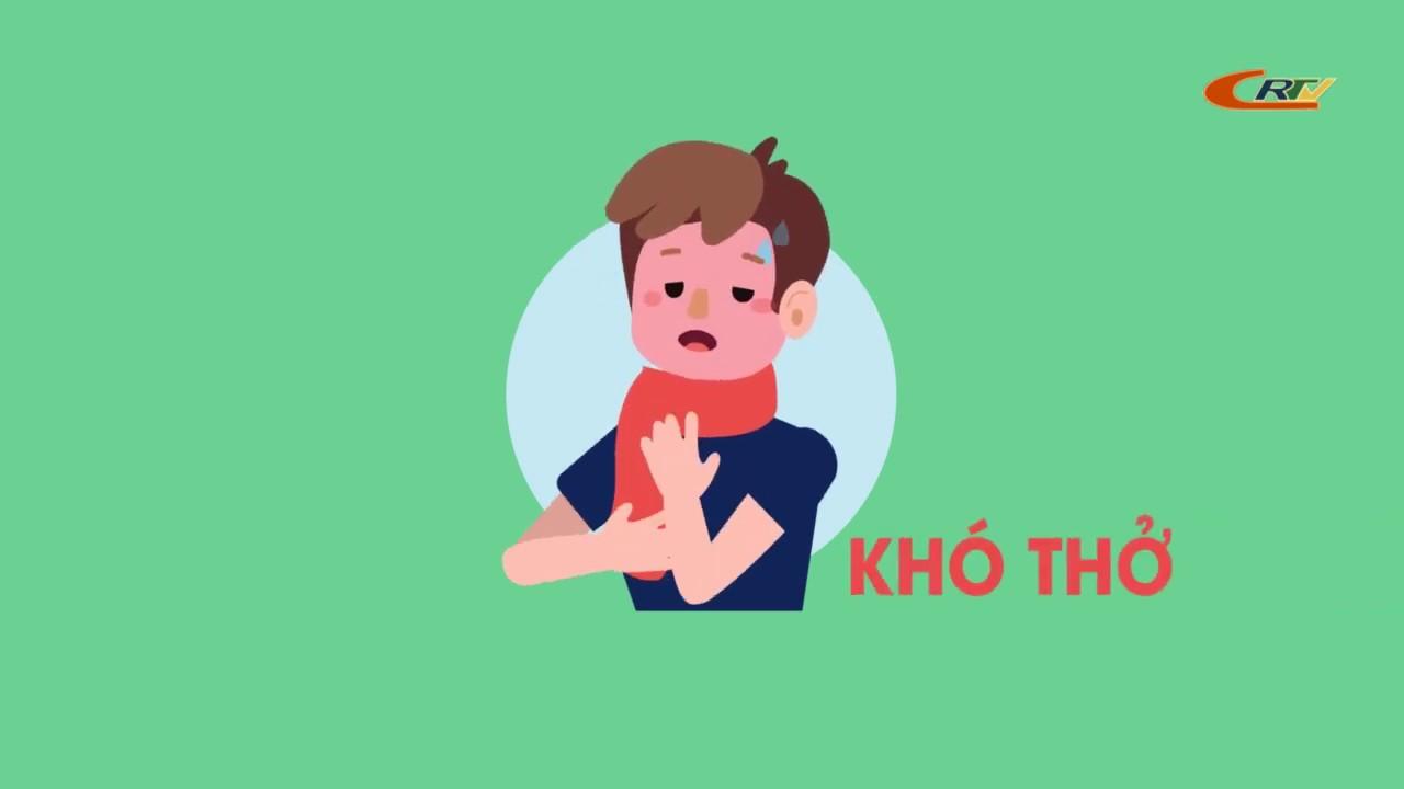 Massage bấm huyệt giảm triệu chứng khó thở