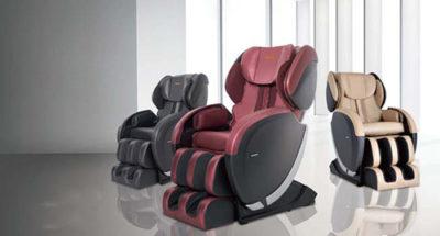 ghế massage tại nhà