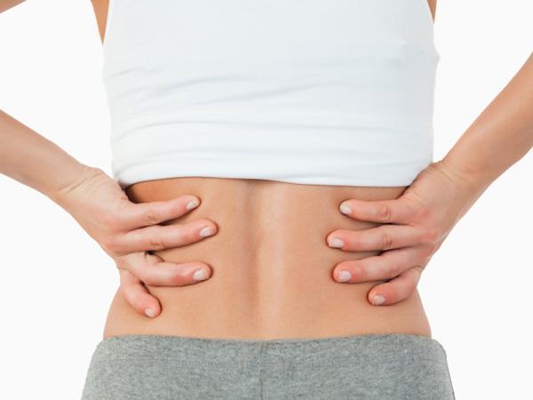 đau lưng khi tập bụng