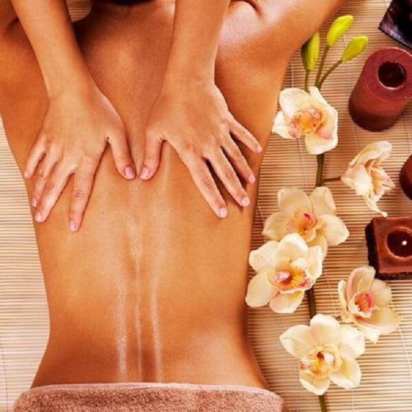 Các liệu pháp massage toàn thân