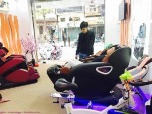 Chọn mua ghế massage phù hợp chi phí