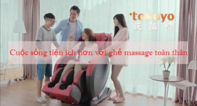Chọn mua ghế massage