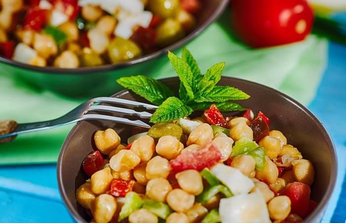 Thực đơn ăn kiêng Địa Trung Hải