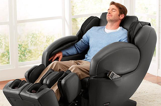 Tư vấn kinh nghiệm chọn mua ghế massage toàn thân